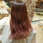 カラーを楽しむ その4❁久米川駅 美容院 アーバンクラフト